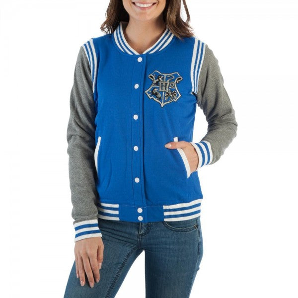 Harry Potter Ravenclaw Quidditch Varsity Juniors Jacket