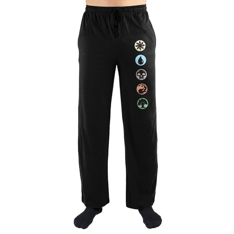 Magic the Gathering Mana Black Lounge Pants