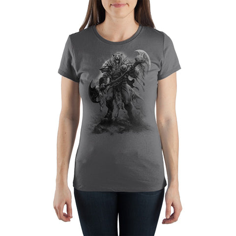 Magic the Gathering Juniors Ajani Charcoal T-shirt