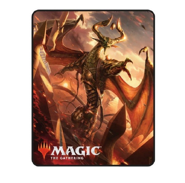 Magic The Gathering Digital Print Fleece Throw