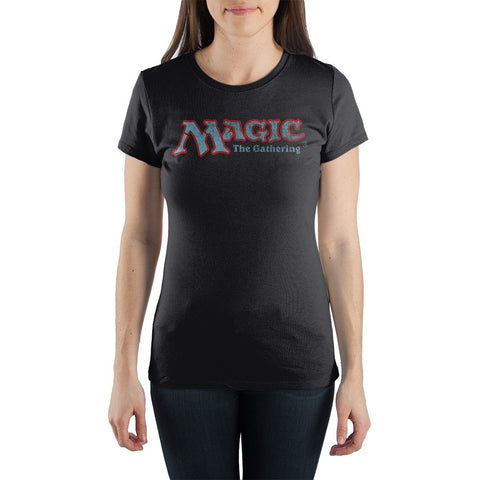 MtG Magic the Gathering Logo Women's Junior sized T-shirt