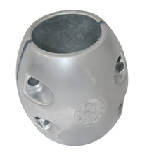 Aluminium 1 1/2 inch ball shaft anode