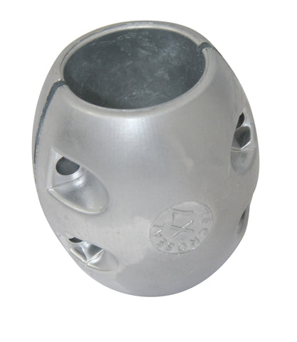 "Aluminium 1 1/2""  ball shaft anode"
