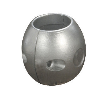 Aluminium 30mm ball shaft anode