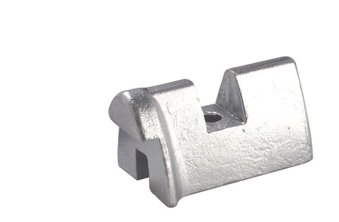 Engine plate zinc anode for Volvo S Drive