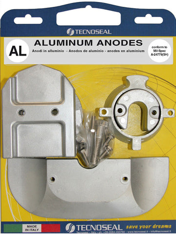 Aluminium Anode kit for Mercruiser alpha one generation 2 sterndrive 1991 onwards