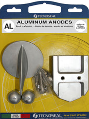 Aluminium Anode kit for Mercruiser alpha one generation 1 sterndrive