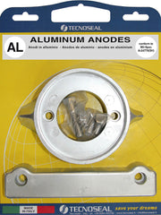 Aluminium Anode kit for volvo penta 280 saildrive