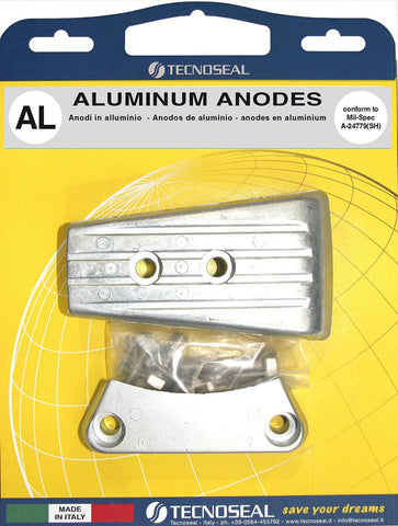 Aluminium Anode Kit for Volvo DPH/DPR Drive