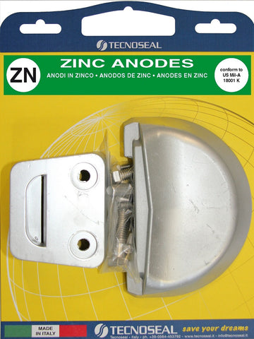 Zinc  Anode Kit for Volvo SX/DP-SM Drive