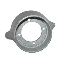 Zinc Collar anode for volvo penta sterndrive 110. Volvo part no. 875812