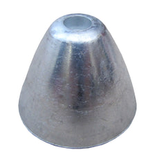 Quick zinc anode nut for BTQ300