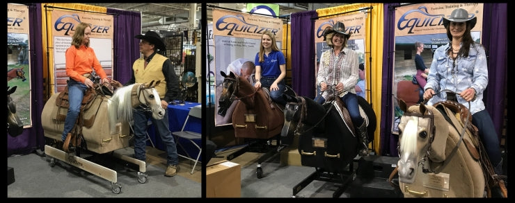 Mechanical Horse riding simulator