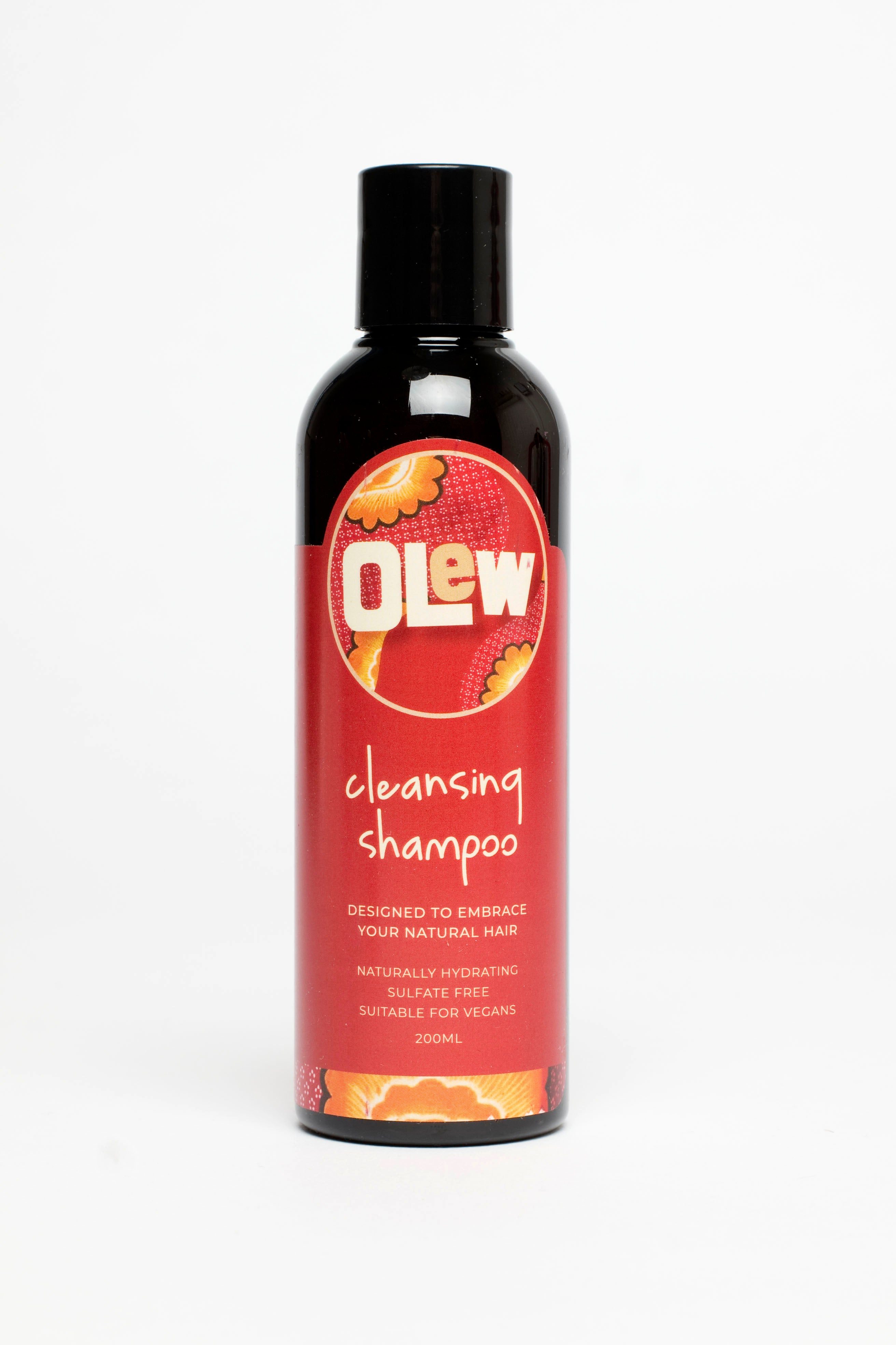 Olew Cleansing Shampoo.