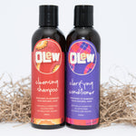 Load image into Gallery viewer, The Olew Wash Day Combo - Shampoo & Conditioner