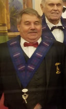Load image into Gallery viewer, Masonic Tartan Officers Collars