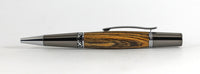 Cambridge Ballpoint in Bocote / Mexican Rosewood