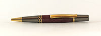 Cambridge Ballpoint in Purple Heart