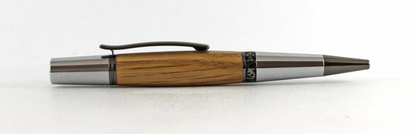 Cambridge Ballpoint in Whiskey Cask oak