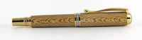 Gilbert Fountain pen in White Wenge