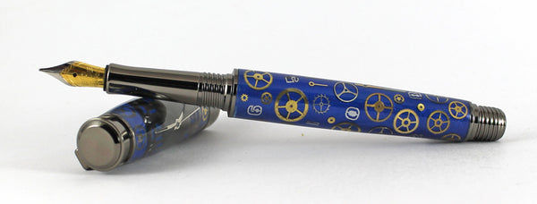 Downing Watchpart Fountain pen