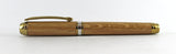 Queens Fountain Pen in Whisky Cask Oak