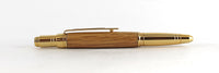 Selwyn Ballpoint in Whiskey Cask Oak