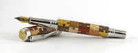 Fitz Fountain Pen with 8 Species Jigsaw