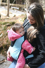 Bitybean Baby and Infant Carrier Hiking Photo