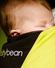 Bitybean Baby and Infant Carrier Closeup