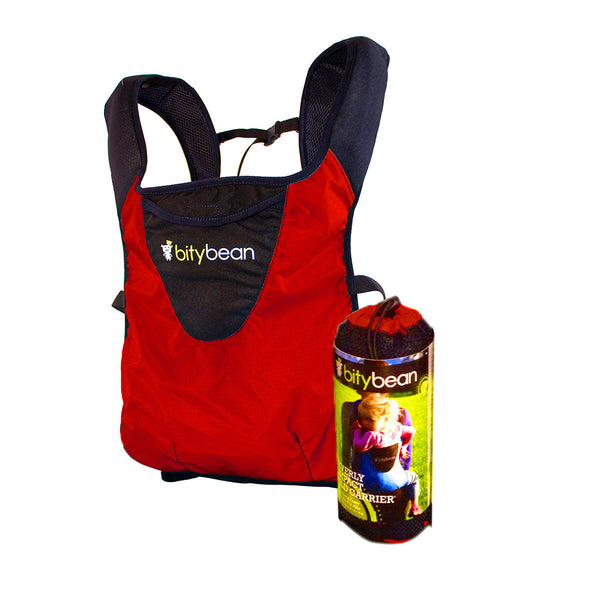 Tomato Red - Compact Baby Carrier Pre-Order yours today!