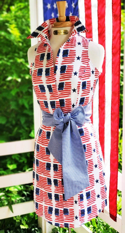 LOVE, AMERICAN STYLE DRESS - Middy N' Me