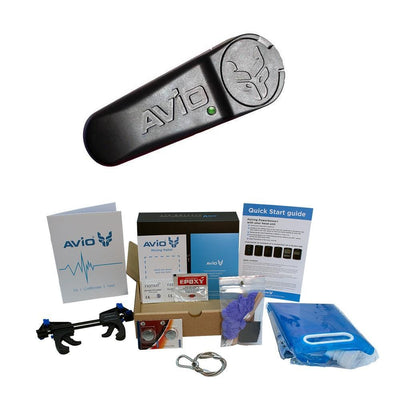Avio Components > Power Meters Avio PowerSense & Home Fitting Kit