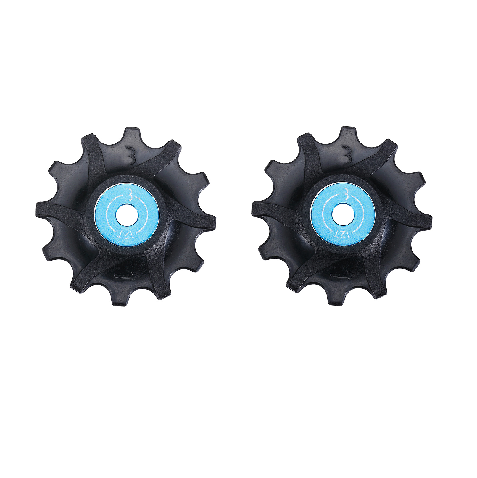 BBB Components > Gears BBB ROLLERBOYS SRAM JOCKEY WHEELS 12T BLACK