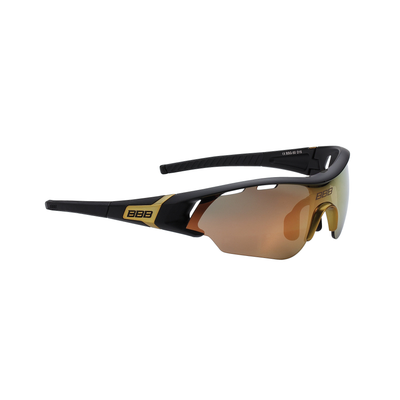 BBB Cycle Clothing > Sunglasses Black/Gold lens BBB Summit Sunglasses BSG 50