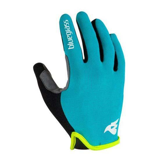 Bluegrass Cycle Clothing > Gloves & Mitts S / CYAN Bluegrass MAGNETE LITE GLOVE