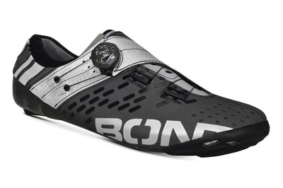 Bont Cycle Clothing > Shoes 41 / Black BONT HELIX REFLECTIVE ROAD CYCLING SHOES