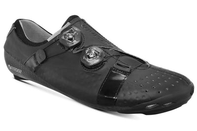 Bont Cycle Clothing > Shoes 42 / Black/Black Bont Vaypor S Road Cycling Shoes