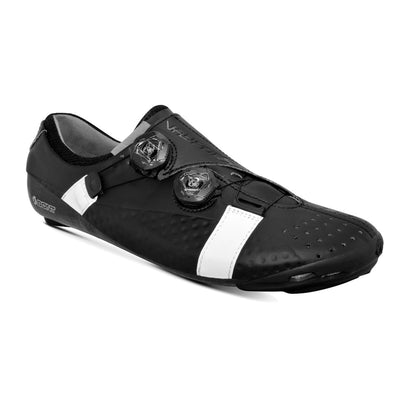 Bont Cycle Clothing > Shoes 42 / Black/White Bont Vaypor S Road Cycling Shoes