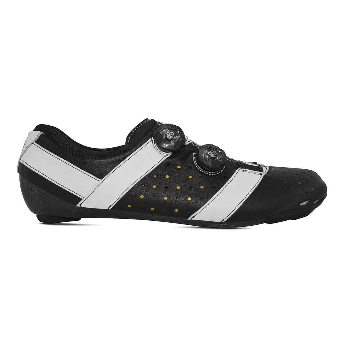 Bont Cycle Clothing > Shoes Black/White / 41 BONT VAYPOR+ ROAD CYCLING SHOE