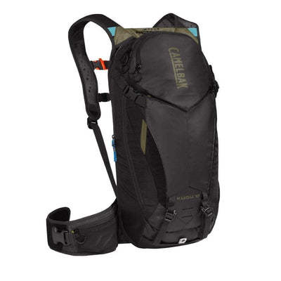 Camelbak Accessories > Bags & Seatpacks Black / Burnt Olive Camelbak KUDU Protector 10 Dry Hydration Pack