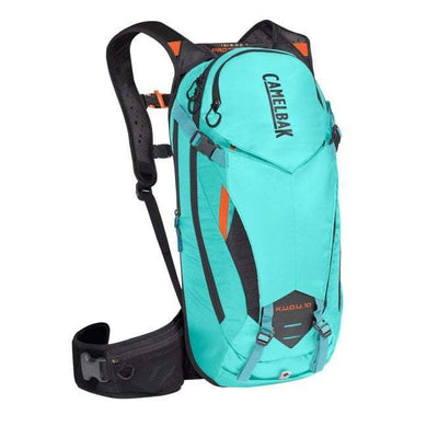 Camelbak Accessories > Bags & Seatpacks Lake Blue / Lazer Orange Camelbak KUDU Protector 10 Dry Hydration Pack