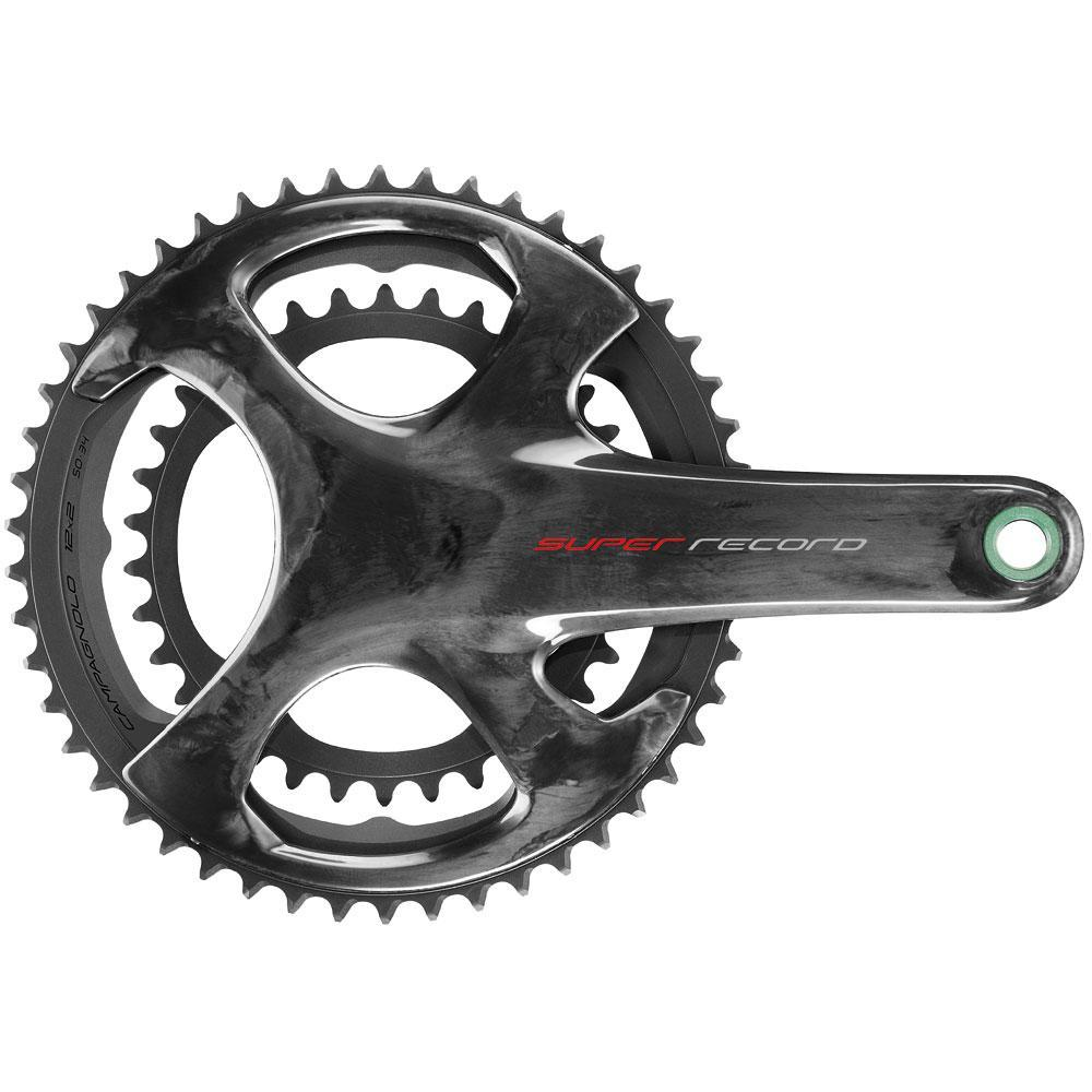 Campagnolo Components > Brakes & Chainsets 170 34-50 Campagnolo Super Record 12x Chainset