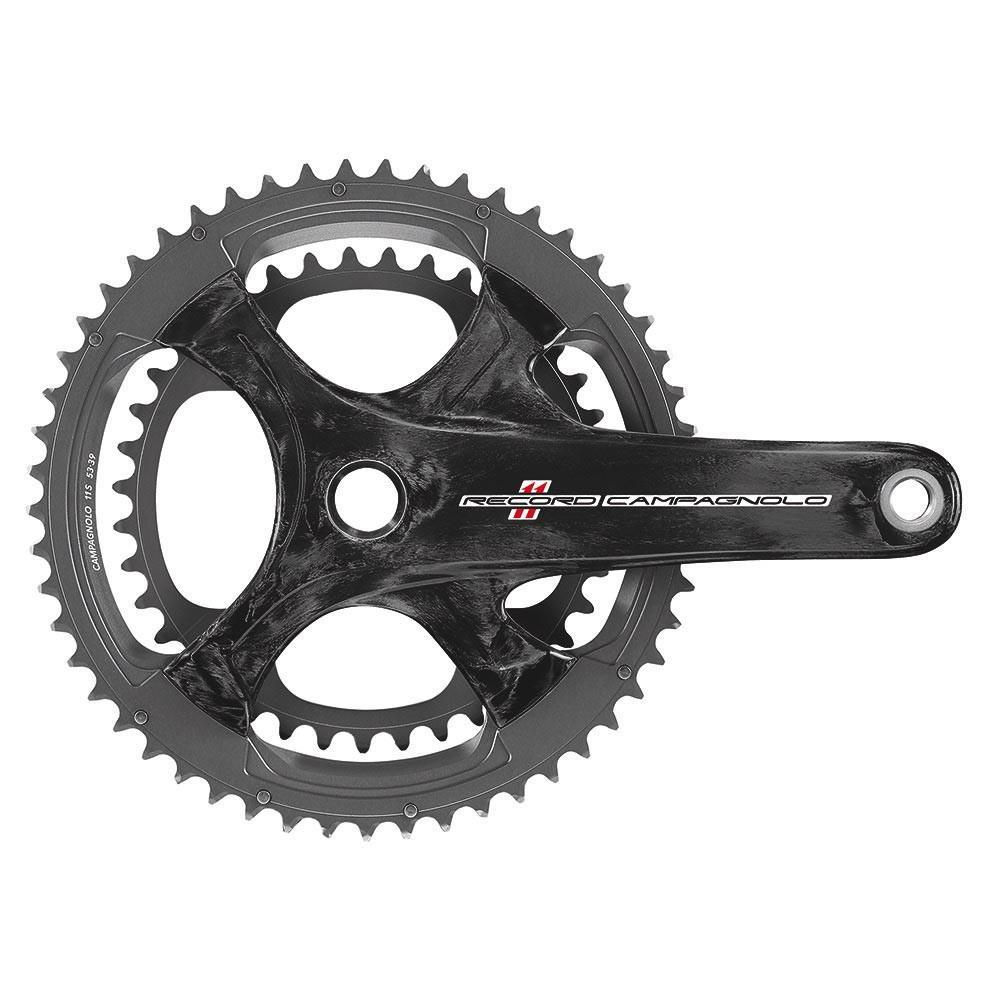 Campagnolo Components > Brakes & Chainsets Campagnolo Record UT Carbon 11Spd Chainset