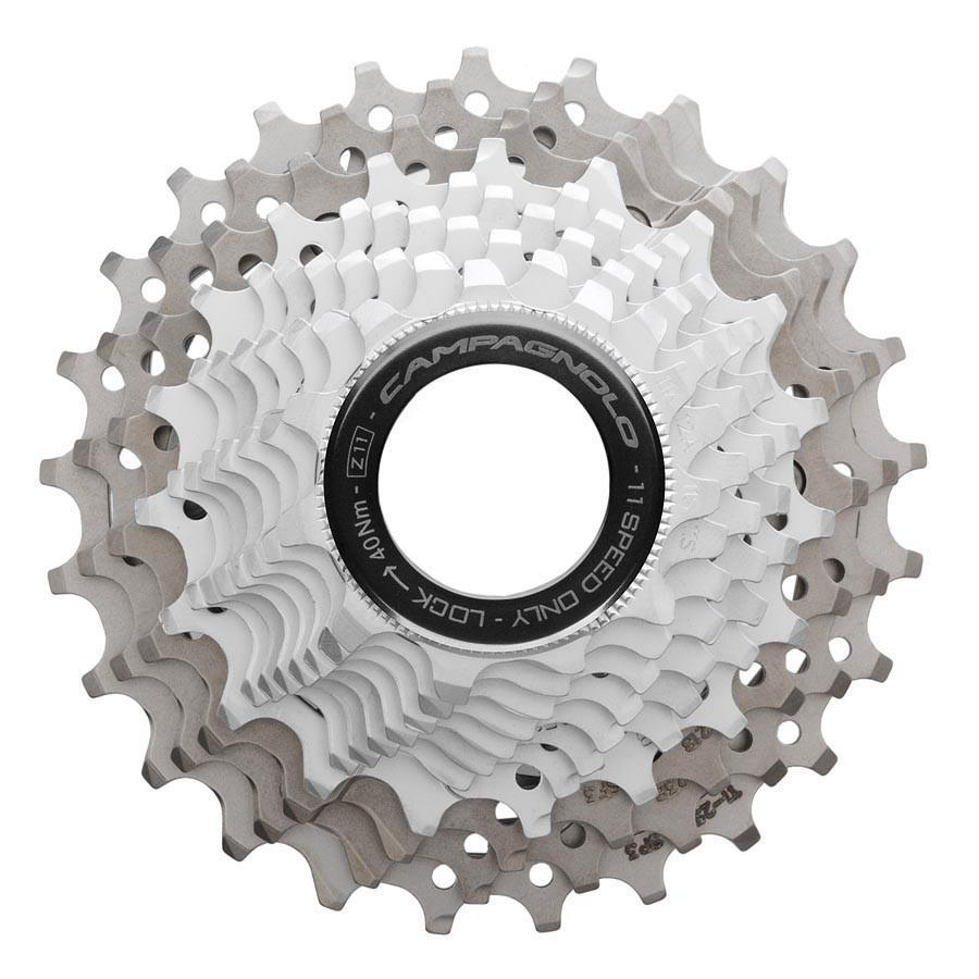 Campagnolo Components > Cassettes & Cables Campagnolo Record 11 Speed Road Cassette