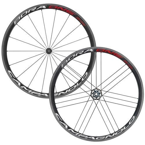 Campagnolo Components > Factory Wheels Campagnolo Bora One 35 Clincher Wheels 2018