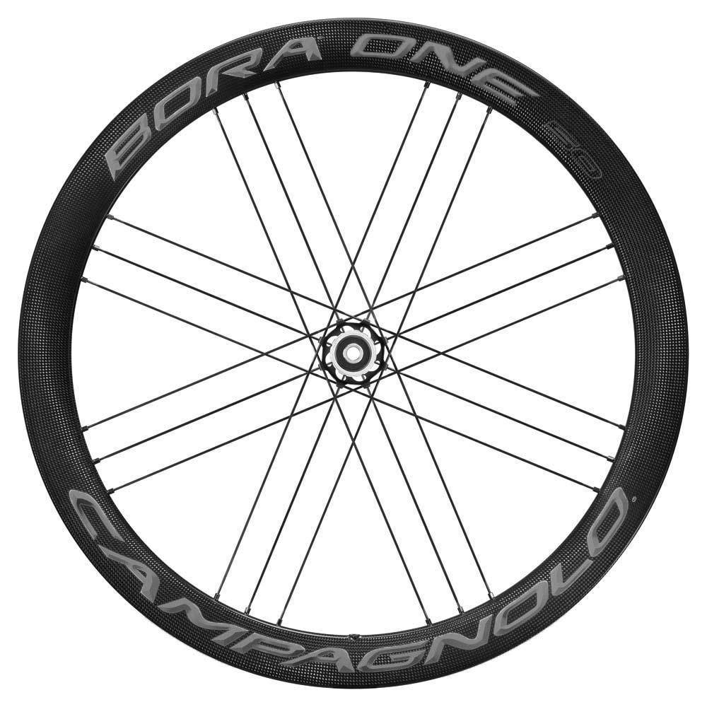 Campagnolo Components > Factory Wheels Campagnolo Bora One Dark Label 50 BT Disc Clincher Wheelset