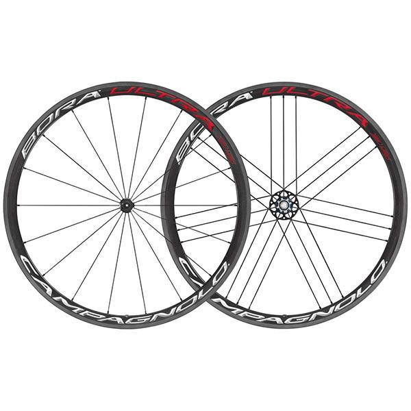 Campagnolo Components > Factory Wheels Campagnolo Bora Ultra 35 Carbon Clincher Wheels 2018