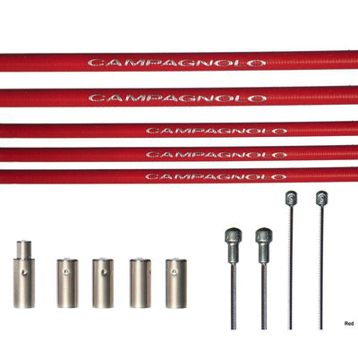Campagnolo Components > Gears Red Campagnolo Ultra Shift & Power-Shift Ergopower cable sets