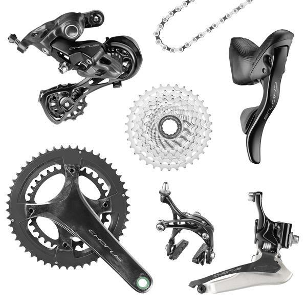 Campagnolo Components > Groupsets Campagnolo Chorus 12 Speed Groupset
